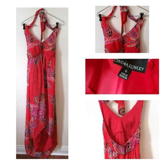 Cynthia Rowley Dresses & Skirts - Gorgeous Red Dress